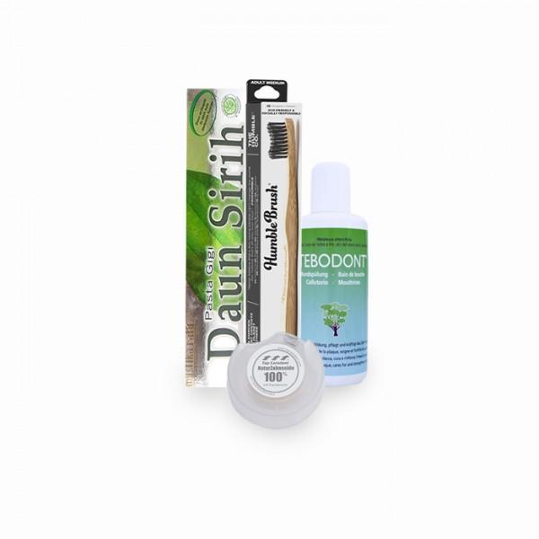 Bio Mundpflege-Set für Erwachsene