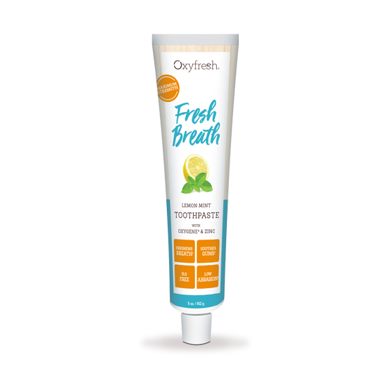 Oxyfresh Fresh Breath Zahnpasta (142g)