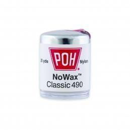 POH Multifilament Nylon Zahnseide weiß