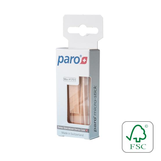 paro micro-sticks Zahnhölzer