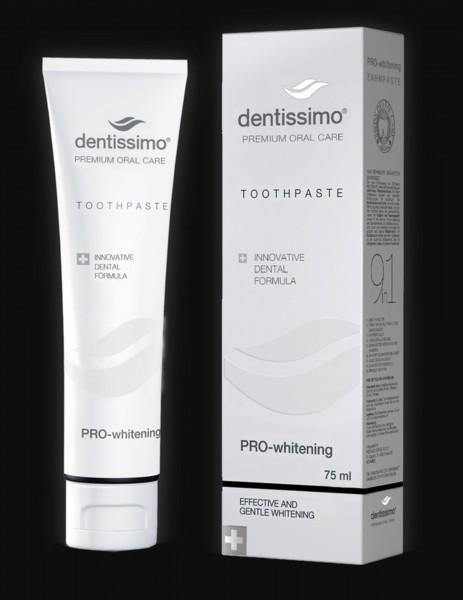 Dentissimo Pro-whitening Zahnpasta