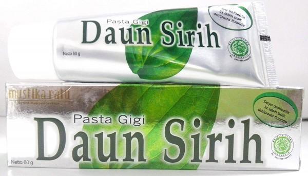 Daun Sirih Zahncreme (60g) 3er Pack zum Vorteilspreis