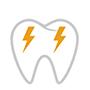 bei empfindlichen Zähnen