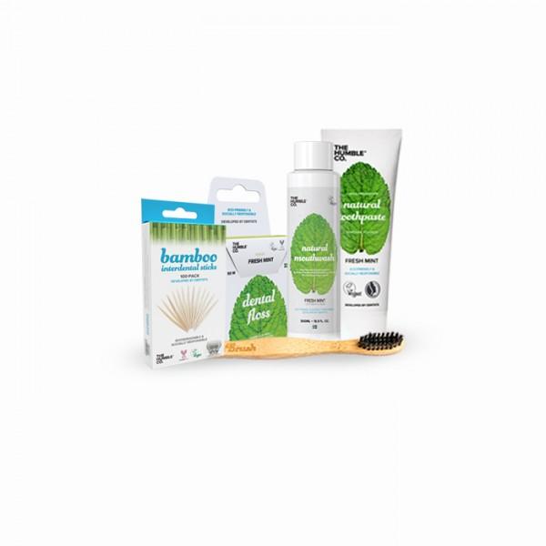 Humble Bio Mundpflege-Set für Erwachsene