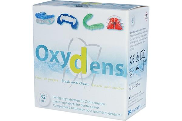 Oxydens Reinigungstabletten