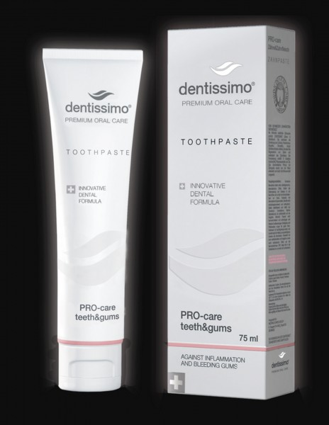 Dentissimo Pro-care teeth&gums Zahnpasta