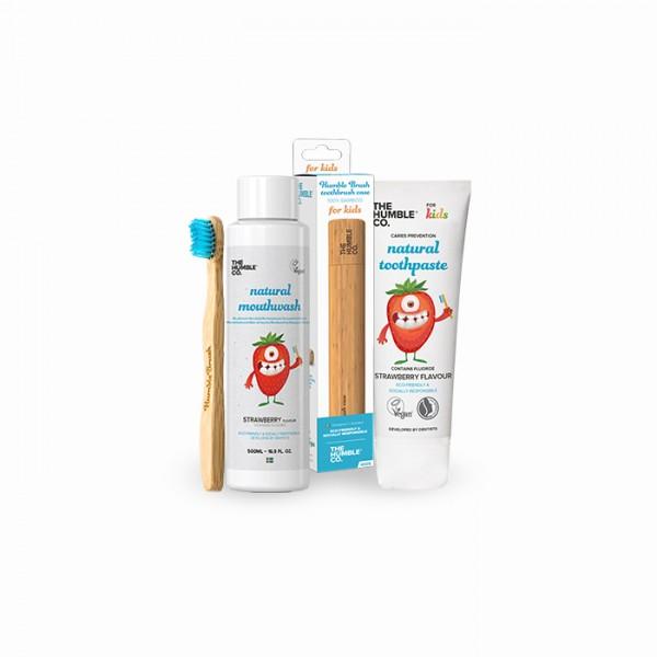 Humble Bio Mundpflege-Set für Kinder